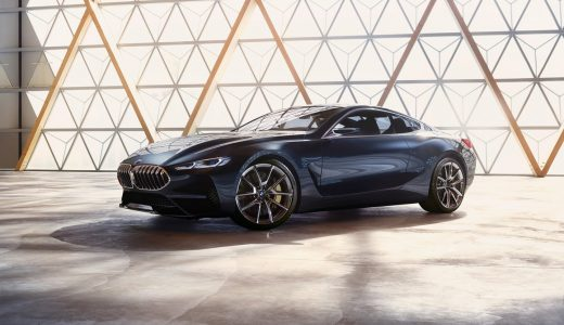 FHM-BMW 8-series