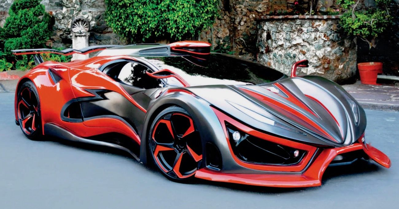 Inferno Exotic Car 2017 >> Dit is 's werelds meest camerageile auto - FHM