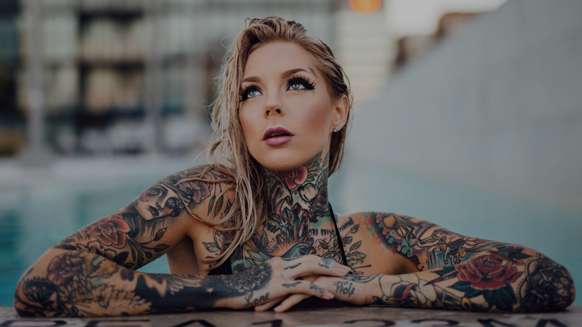 17 kokendhete vrouwen die laten zien dat inkt sexy is fhm for Good girl tattoos