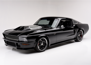 FHM-Ford Mustang Fastback
