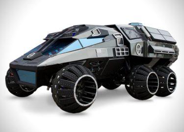 FHM-Mars Rover