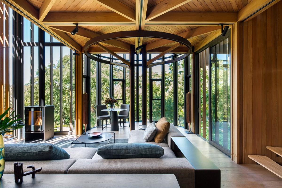 Het paarman tree house is de boomhut droom van elke jongen fhm - Turquoise ruimte van de jongen ...