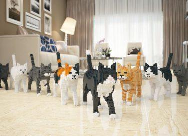 LEGO kat