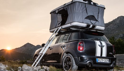 daktent mini countryman