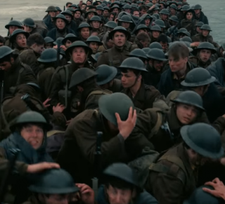 FHM-Behind the scenes Dunkirk