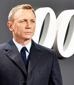 FHM-Daniel Craig James Bond