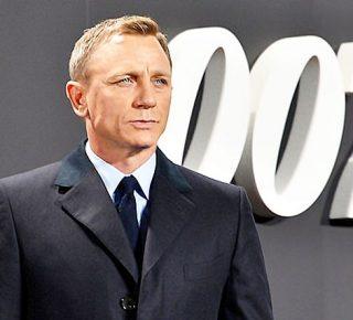 FHM-Daniel Craig James Bond