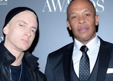 FHM-Dr. Dre Eminem
