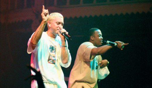 FHM-Dr. Dre Eminem Duo