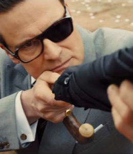 FHM-Kingsman The Golden Circle Trailer