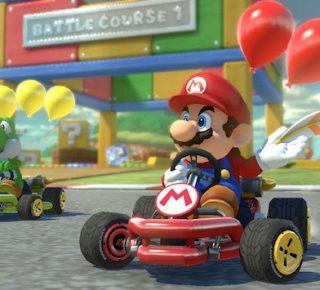 FHM-Mario Kart VR