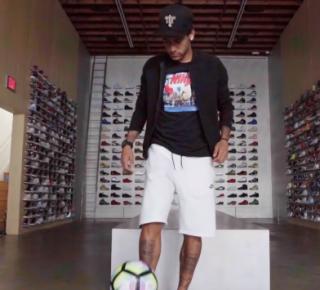 FHM-Neymar Sneakers