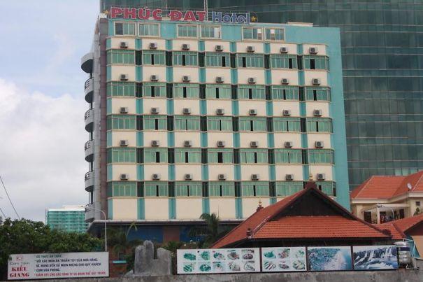Goede naam voor je hotel.