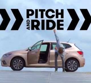 Pitch and Ride