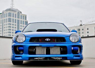 FHM-Subaru Impreza