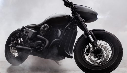 FHM-Dark Side Motorcycle