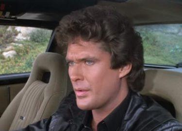 FHM-David Hasselhoff Knight Rider