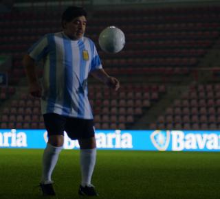 FHM-Diego Maradona