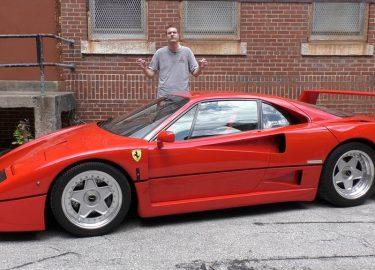 FHM-Ferrari F40
