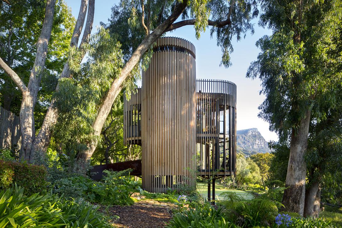 FHM Kaapstad Boomhut02 - De meest luxe boomhut op aarde!