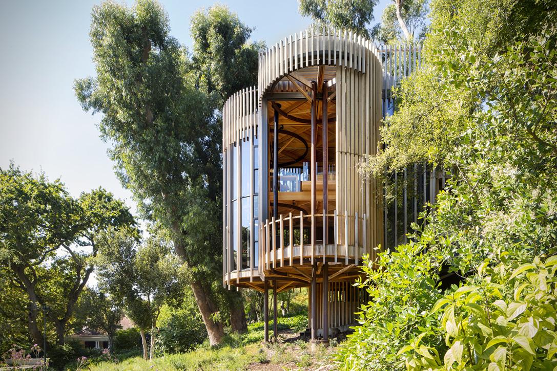 FHM Kaapstad Boomhut08 - De meest luxe boomhut op aarde!