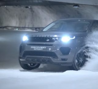 FHM-Land Rover Discovery Sport