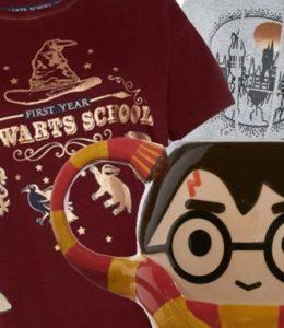 FHM-Primark Harry Potter