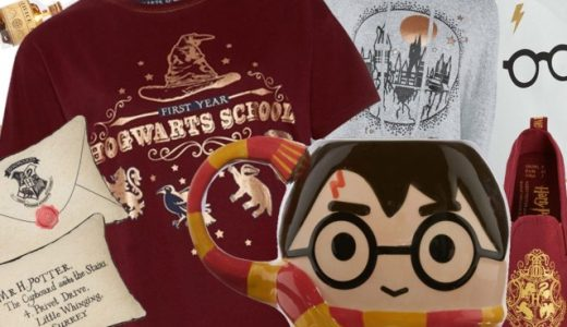 FHM-Primark Harry Potter