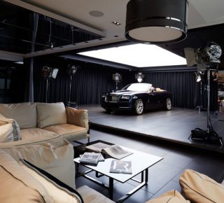 FHM-Rolls-Royce Commissioning Suite