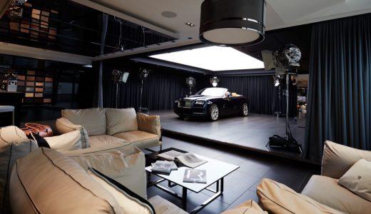 FHM-Rolls-Royce Commissioning Suite