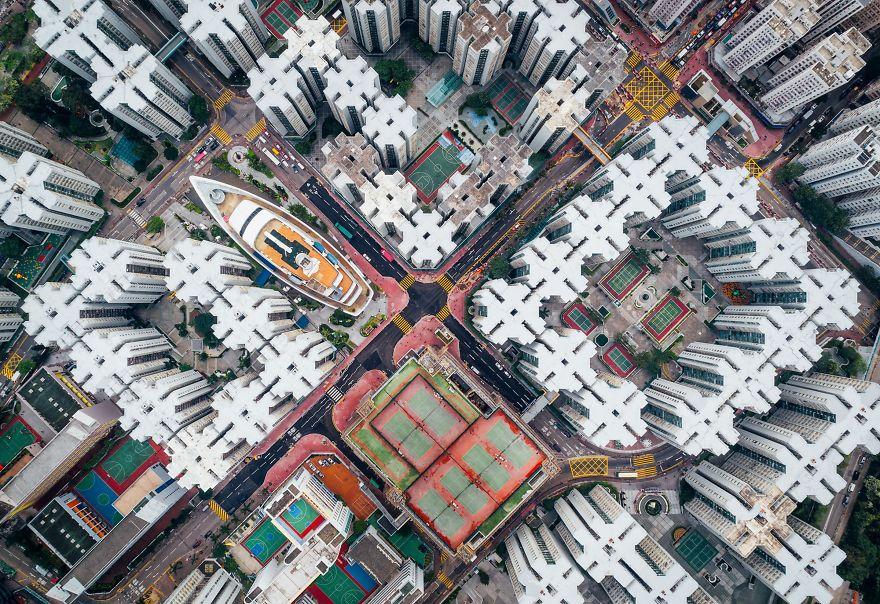 Walled City #08, Hong Kong.