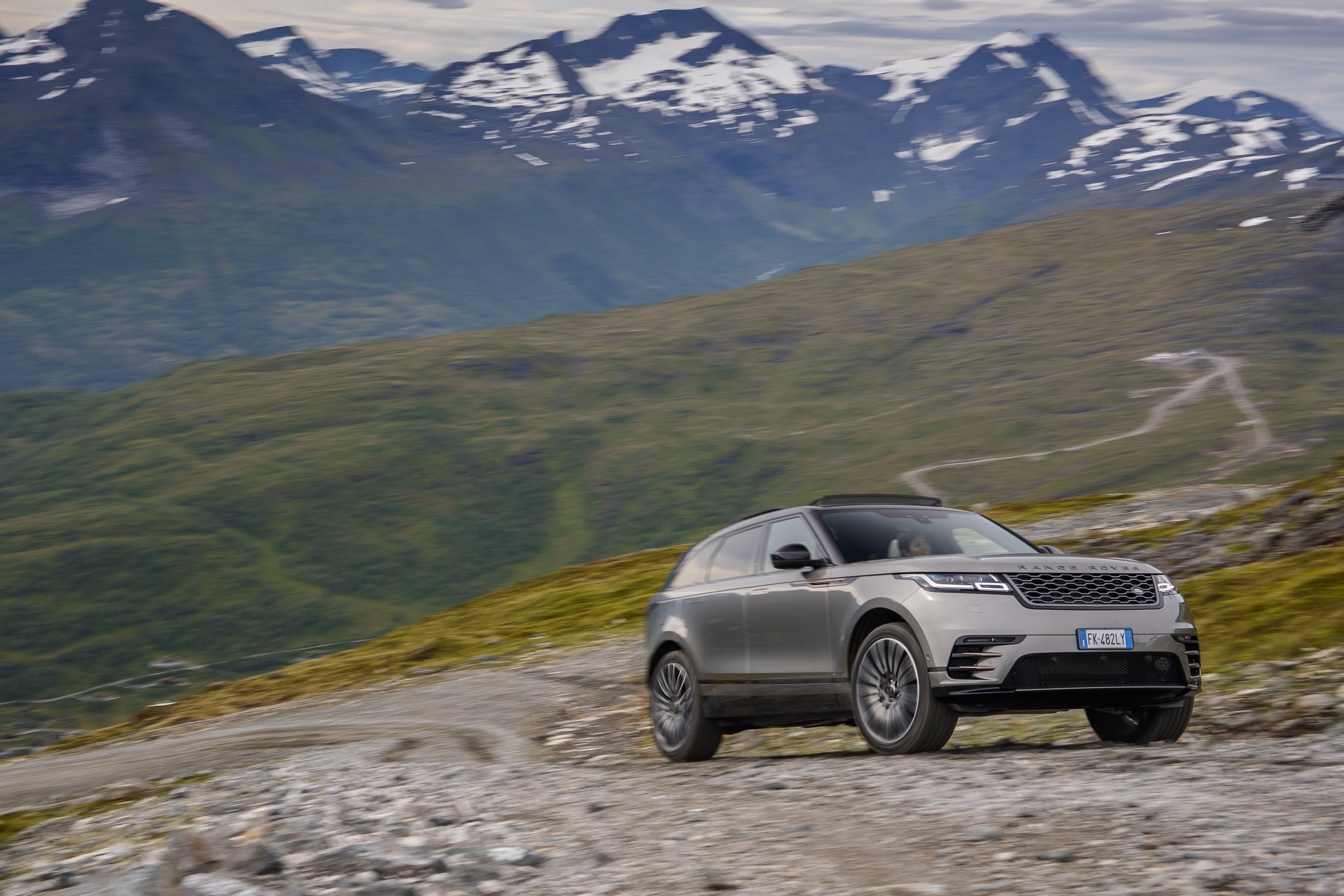 Range Rover Velar Noorwegen