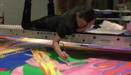Jim Carrey art
