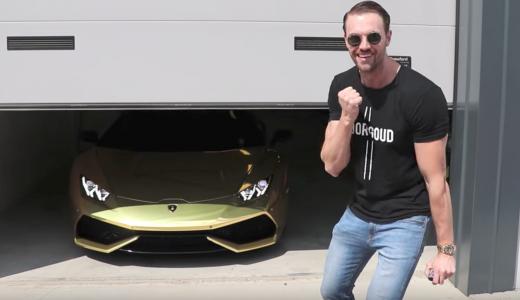 Joel Beukers Lamborghini