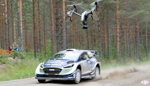 Drones WRC