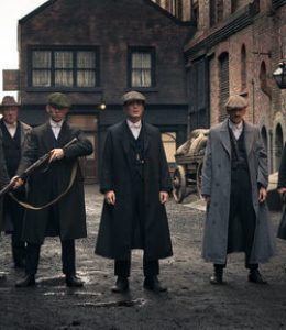 FHM Peaky Blinders Bar
