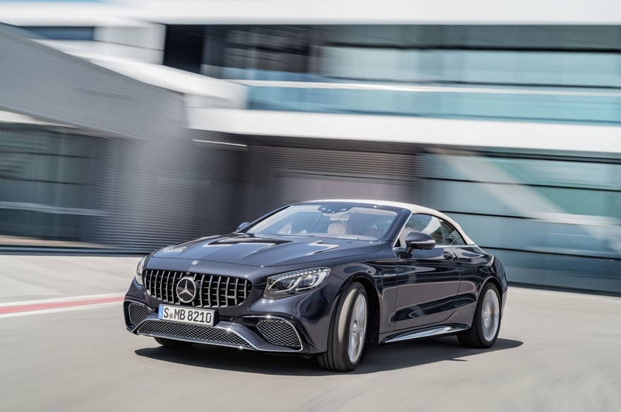 Mercedes S63 Amg Coupe >> Dikke Mercedes S-Klasse Coupe en Cabrio nu nog dikker - FHM