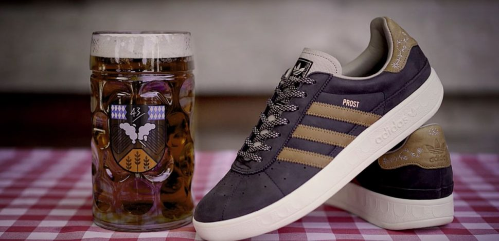 Adidas Oktoberfest Sneaker