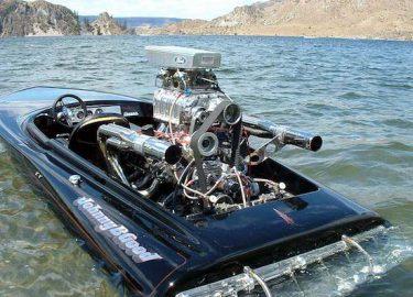 FHM-Dikste motoren