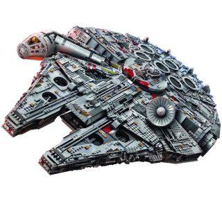 FHM-LEGO Millennium Falcon