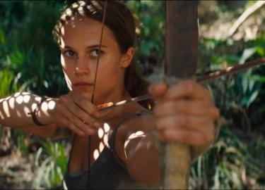 FHM Lara Croft