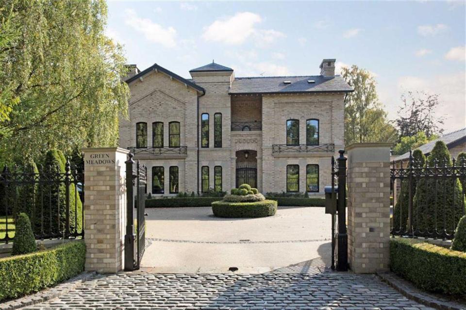 Dit is het paleis waar Zlatan Ibrahimovic het afgelopen ...