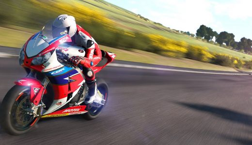 Isle of Man TT game