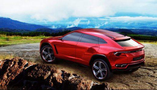FHM Lamborghini Urus