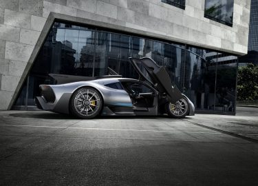 FHM Mercedes-AMG Prject One