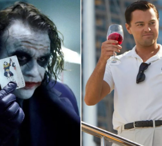 Leonardo DiCaprio The Joker