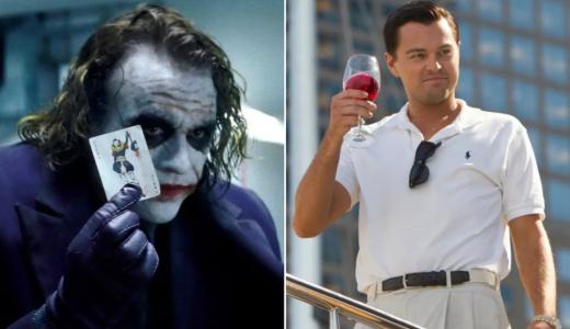 Leonardo DiCaprio The Joker