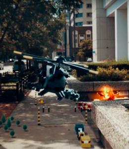 FHM Lego Grand Theft Auto