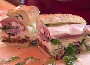 sandwich Sicilië