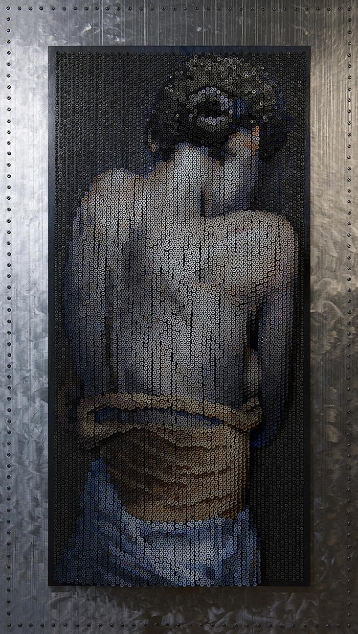 FHM Schroeven portret